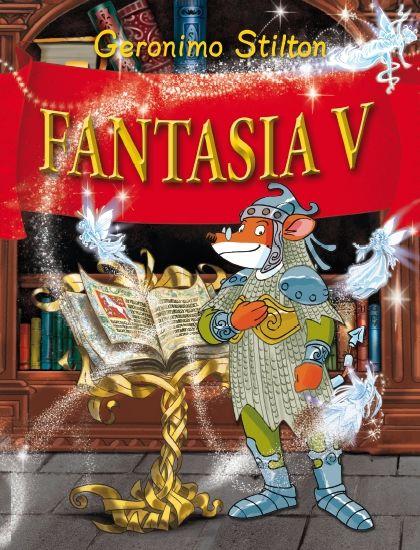 Fantasia 5 voorkant