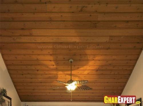 Cozy Wooden Ceiling Design   54917   Home Design Ideas