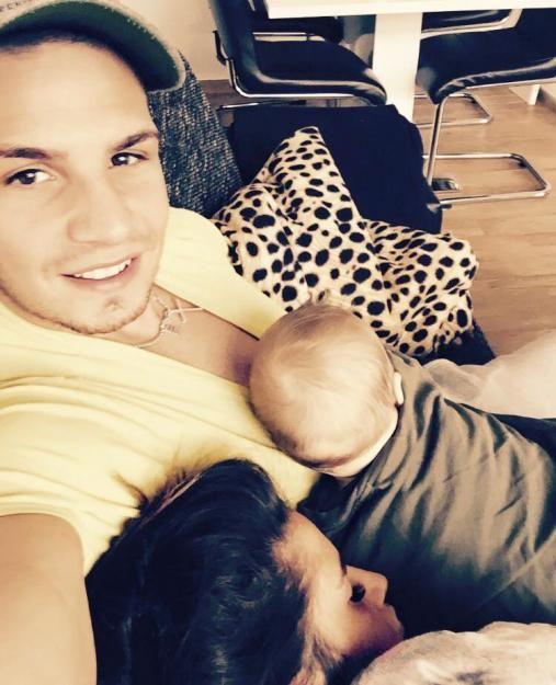 Schrei-Alarm - Pietro Lombardi: Alessio bekommt seine ersten Zähne