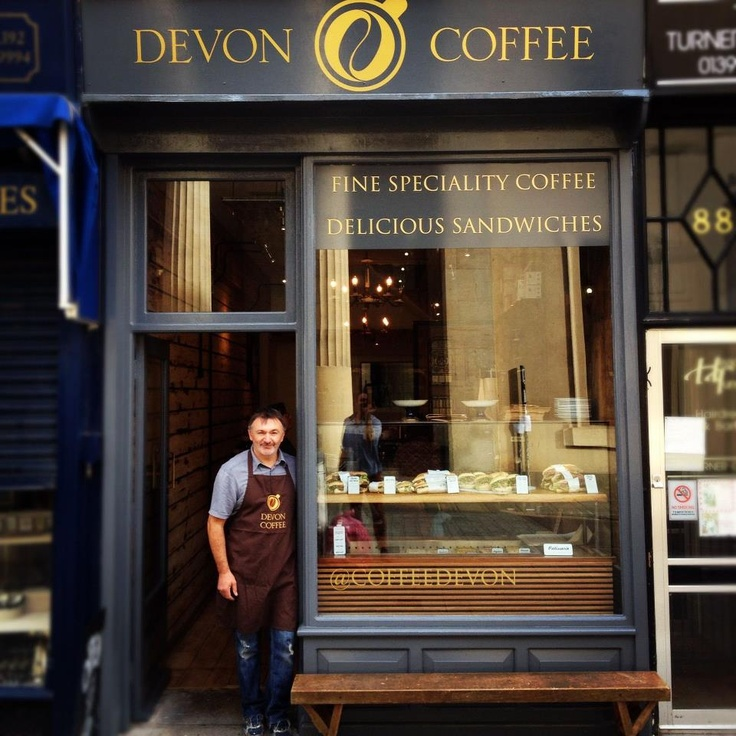 Best Coffee Shops In Exeter