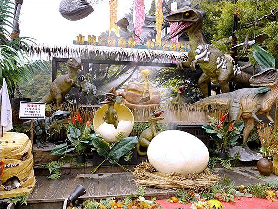 「山賊焼」をパラダイスっぽく豪快に食らいつける「いろり山賊」はお祭り気分で行くお店 - GIGAZINE