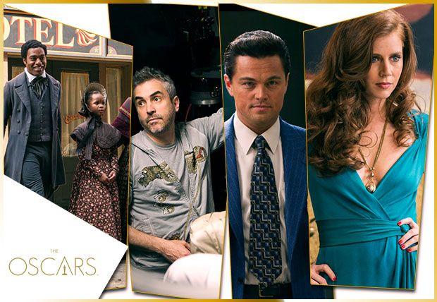 Lista completa de nominados al #Oscar 2014