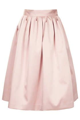 On my Christmas wish list... Topshop Limited Edition Satin Skirt