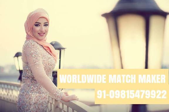 Elite muslim match maker 09815479922 india @ abroad