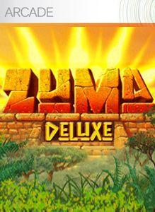 Zuma Deluxe XBox Arcade Game