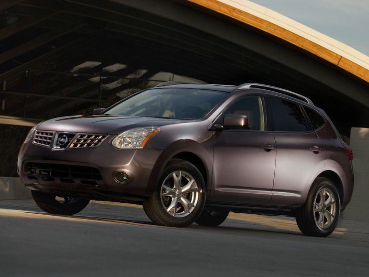 Nissan Rogue 2007 m.y.