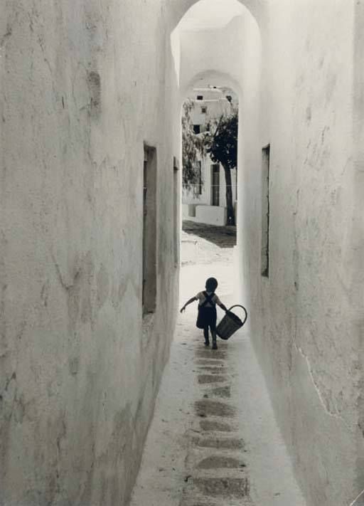 Mykonos, Greece, 1951 (David 'Chim' Seymour, 1911-1956)