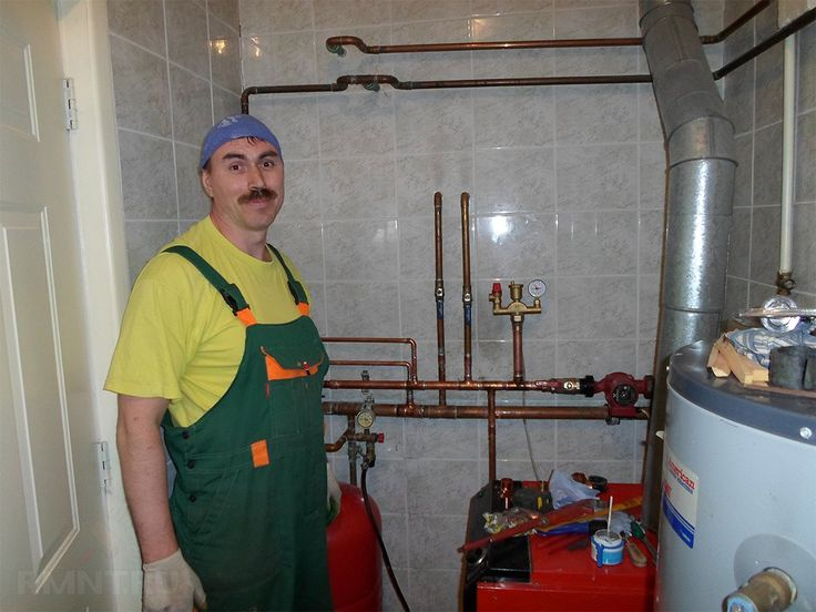 Проверка и обслуживание систем отопления частного дома своими руками