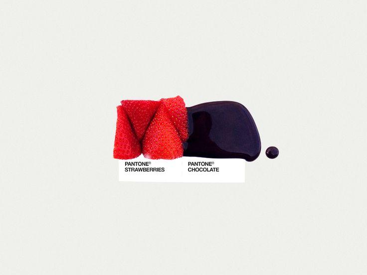 Food Art Pantone Pairings http://www.differentdesign.it/food-art-pantone-pairings/ L'#illustratore #DavidSchwen ha trovato un modo davvero #innovativo per rappresentare il #cibo di tutti i #giorni trasformandolo in #campioni di #colore #pantone attraverso dei #posters