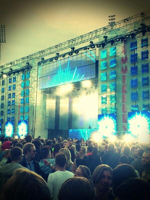 Sebastian Ingrosso @ Summerburst 2012 sthlm