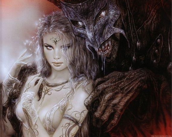 Les Érinyes (Furies) sont des divinités persécutrices. Filles de Gaïa et d'Ouranos, elles font partie des monstres chthoniens. Dans la religion orphique, les érinyes sont les filles d'Hadès et de Perséphone. Dans la mythologie grecque, ces monstres femelles habitent l'Érèbe (divinité du chaos transformée en fleuve des enfers) et ont pour fonction de persécuter les hommes qui commettent des crimes.