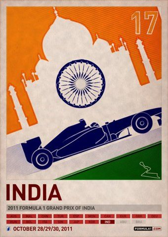 F1 Posters   Fubiz™