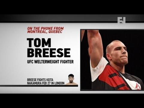 "nice UFC Fight Night London: Tom Breese - ""I'm Very Excited to be Fighting in England"""