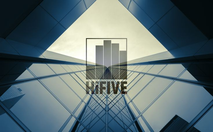 """Check out my @Behance project: """"HiFive"""" https://www.behance.net/gallery/40250607/HiFive"""