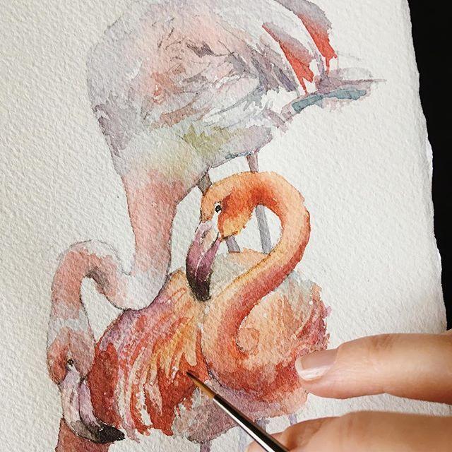 Epingle Par Christiane Sur Aquarelles Dessin Peinture Et Rennes