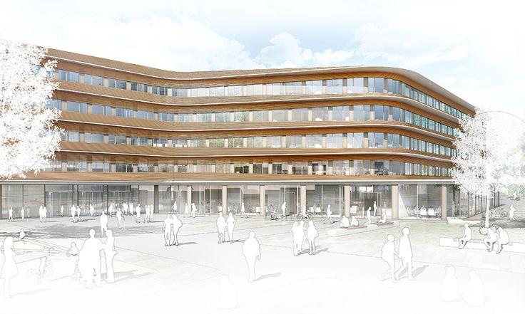 Anerkennung: Behnisch Architekten