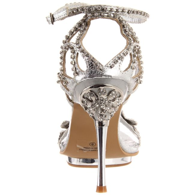 quirkin.com silver evening shoes (23) #cuteshoes