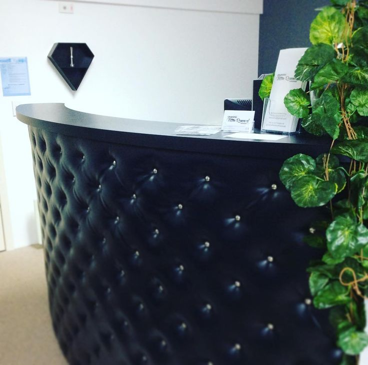 """8 Likes, 1 Comments - Diminish (@tattoo_removal_taranaki) on Instagram: """"Keeping it clean and simple in the reception area at @tattoo_removal_taranaki #BeautifulFrontDesk…"""""""