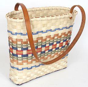 Free basket weaving patterns