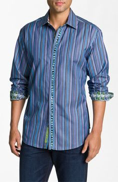 Robert Graham 'Canosa' Sport Shirt | Nordstrom (sale $149.90)