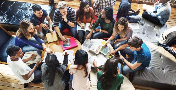 Informationen zum Uni-Alltag erhalten Studieninteressierte bei den Hochschulinformationstagen an der Universität Greifswald