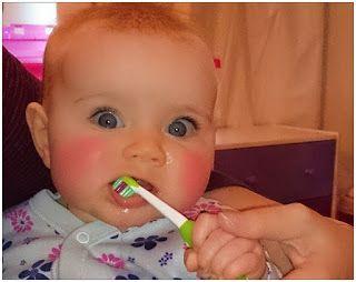 BambiniMamme: LAVARE I DENTI AI BAMBINI: COME E QUANDO INIZIARE?...
