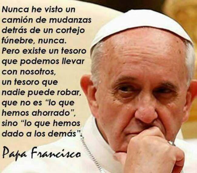 Fotos con frases del papa Francisco (2)
