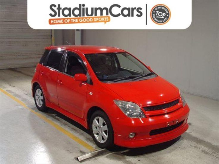 Toyota Ist Hatchback 2005 Canterbury for sale Driven