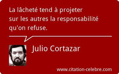 Julio Cortazar :