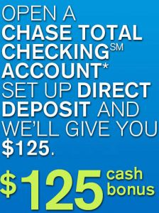 Check Out This Free List of Chase Bank Bonus Coupon Codes for $125+ in Account Opening Bonuses! #coupon #bank #bonus More Info at: www.extramiledeals.com