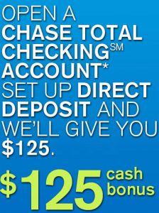 List of Chase Bank Bonus Coupon Codes.