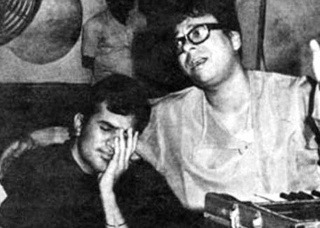 Rajesh Khanna and Rahul Dev Burman.