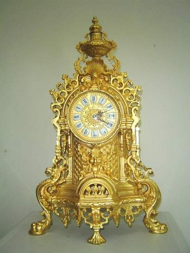 from my boards itu0027s about time antique bronze clock