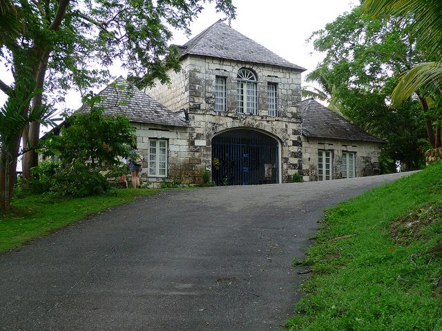 Managers House, Good Hope Plantation, Jamaica by E.L. Malvaney, via Flickr