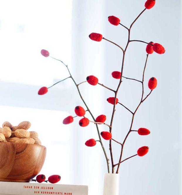 ber ideen zu filz dekorationen auf pinterest. Black Bedroom Furniture Sets. Home Design Ideas