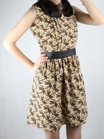 Heartography Lessons Batik Dress