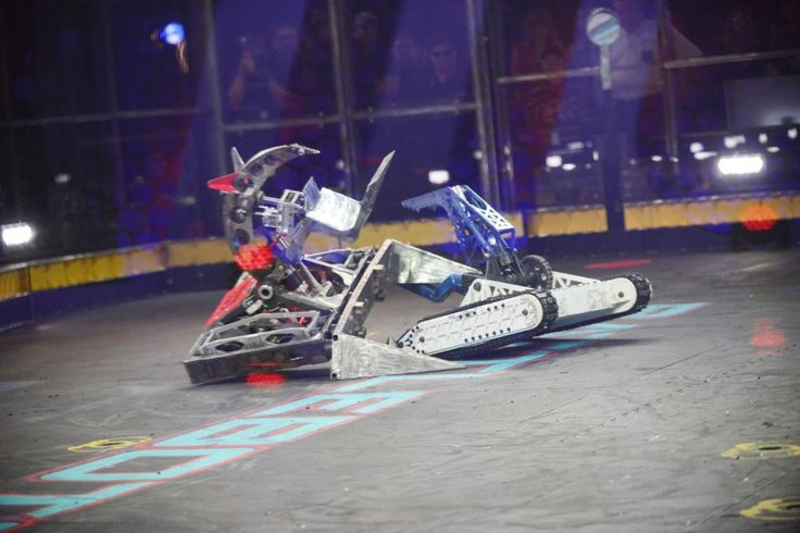 Prepare yourselves for tomorrow's finale of #BattleBots and watch the latest 2 episodes tonight at 8|7c on ABC!