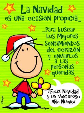 te deseo una feliz navidad