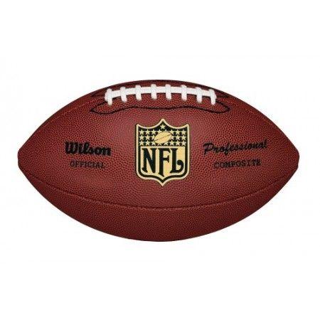 Le Duke Replica, le ballon de football américain de chez Wilson - LeCatalog.com