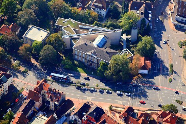 Stadt Osnabrück: Architektur