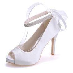Chaussures+de+mariage+-+$51.99+-+Femmes+Satiné+Talon+stiletto+À+bout+ouvert+Plateforme+Sandales+avec+Strass+Dentelle++http://www.dressfirst.fr/Femmes-Satine-Talon-Stiletto-A-Bout-Ouvert-Plateforme-Sandales-Avec-Strass-Dentelle-047066877-g66877