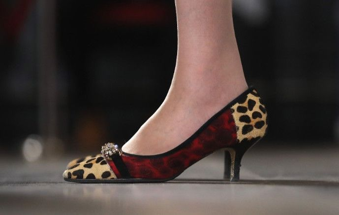 Theresa May's shoes http://shoecommittee.com/blog/2016/7/13/theresa-mays-shoes