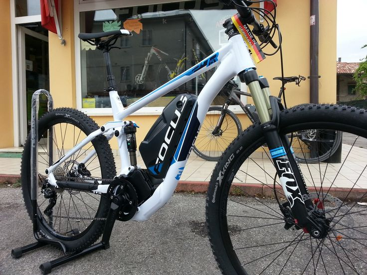 bici a pedalata assistita FOCUS THRON 2.0 – Vicenza