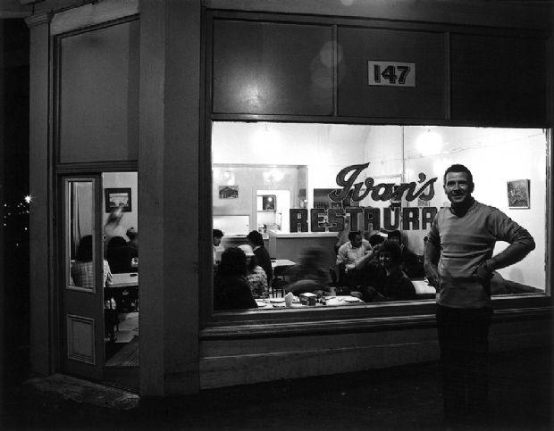 Robin Morrison : Ivan, Ivan's Restaurant, Ponsonby Road.