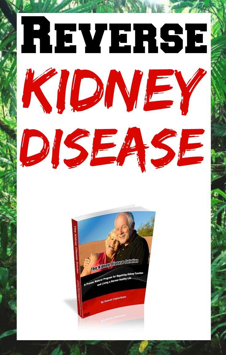 chronic kidney disease diet pdf