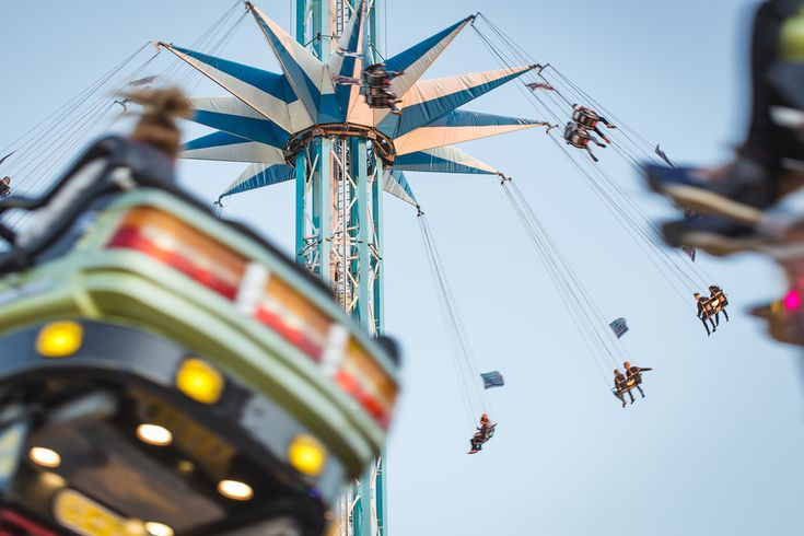Northern Soul'sNorth East PhotographerPhil Pounderhas all the fun at the fair and captures colourful images from The Hoppings on Newcastle Town Moor, and the Valentine's Funfair on Team Valley in Gateshead.