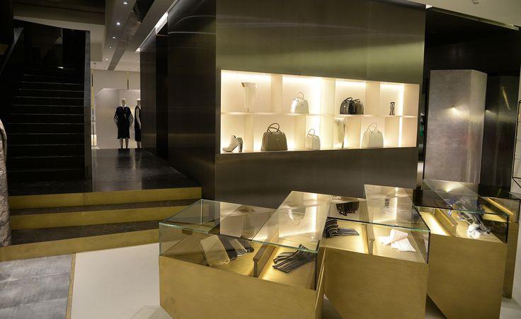 Krizia joins forces with Vincenzo De Cotiis for a stark new store blueprint