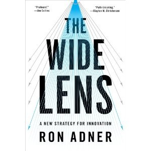 the wide lens, book about innovation