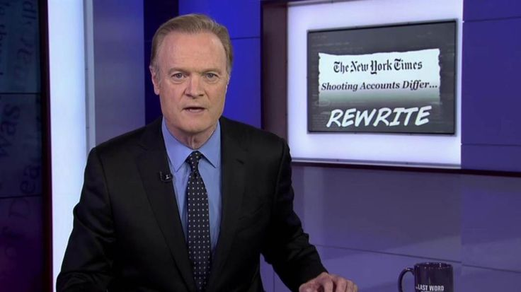 Even the grey lady of news, The NY TImes, sometimes screws up, as its own public editor, says in backing Lawrence O'Donnell, of MSNBC…. http://www.msnbc.com/the-last-word-with-lawrence-odonnell/watch/rewrite--nytimes-responds-to-lawrence-320755267983