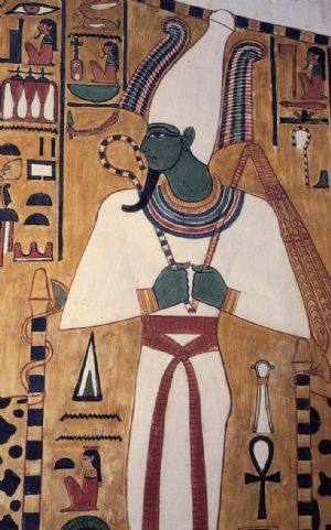 Bianco - I colori nella pittura egizia